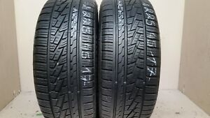 2 Tires 225 45 17 Sumitomo Htr A S P02 80 85 Tread No Repairs
