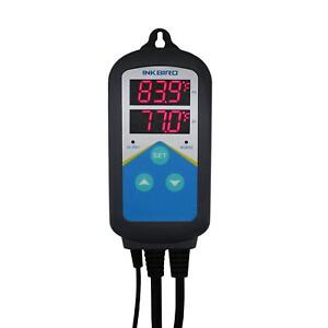 Inkbird Digital Temperature Controller Thermostat And Timer Time Switch Ac
