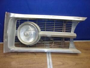 1964 1965 Plymouth Barracuda Grille Lh Driver Side