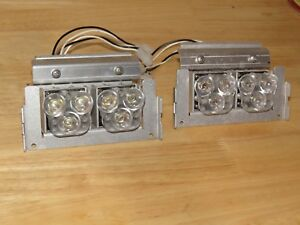 Whelen Freedom Dual Lr 11 Super Led Takedown Lights With Mounts