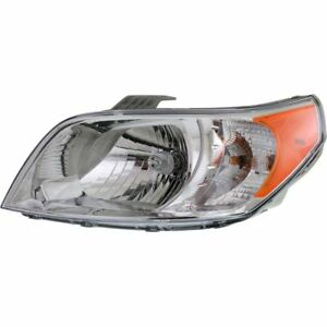 For Chevrolet Aveo 5 2010 2011 Headlight Left Driver 96995733