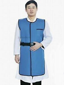 Sanyi Flexible X Ray Protection Protective Lead Vest 0 35mmpb Blue Faa05 Middle