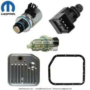 A500 42rh 42re 44re Mopar Solenoid Governor Output Speed Sensor Filter Kit 00 04