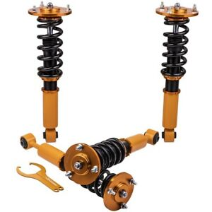 Air Bag Coil Spring Conversion Kit For Lincoln Navigator Suspension 4wd 2003 06