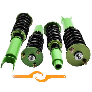 Coilovers Fit Honda Accord 08 12 Acura Tsx 09 14 Suspension Kit Green