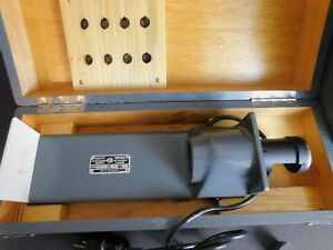 Societe Genevoise Sip Tooling Hydr 8p And Box very Nice Condition