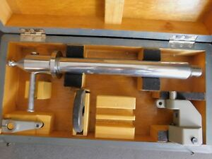 Societe Genevoise Sip Tooling Cr 52916 2 And Box very Nice Condition