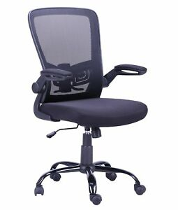New Mesh Chair Flip up Arm Drafting Table Chair Ergonomic Desk And Computer