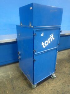 Donaldson Torit 80cab Dust Collector 3 Hp 09181190015