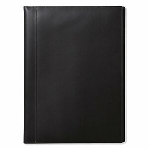 Maruman Somes A4 Note Mnemosyne With Leather Holder Hn187la F s