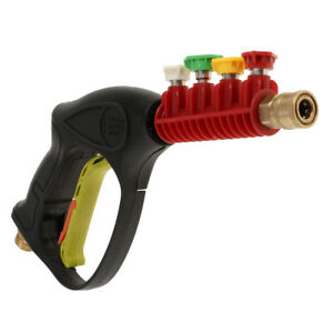 Adjustable Front Trigger Car Nozzle Various Needs Interface Outer Wire 22