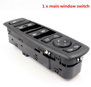 Power Window Lifter Mirror Switch For Renault Megane Laguna Fluence 2008 2016