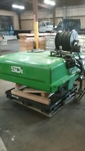 John Deere Gator Lawn Gulf Course Sprayer Sdi Spraying Devices Inc optimum Pg 22