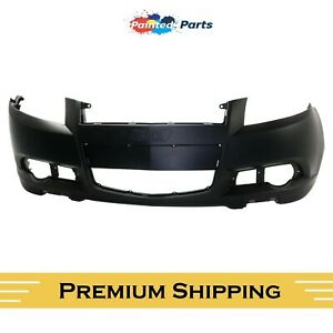 Fits Chevrolet Aveo5 2009 2011 Front Bumper Painted To Match Gm1000900 Premium