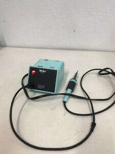 Weller Wtcpt Soldering Station And Tc201t Pencil