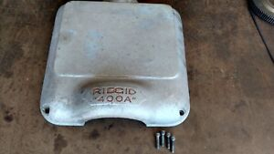 Ridgid Pipe Threader Power Head Motor Cover Top Guard Part B950 Model 400