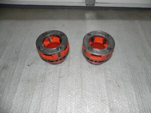 1 ea ridgid 12r Die Head 2 Npt For Rigid 700 300 Nice New Style