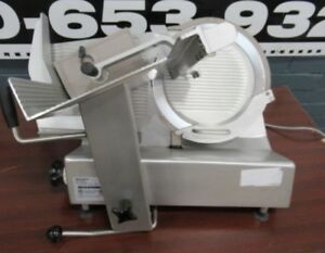 Bizerba Gsp h Manual Meat Cheese Deli Slicer In Great Working Condition