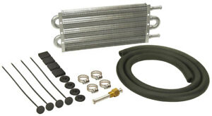 Derale 13 X 5 X 3 4 In Dynocool Automatic Trans Fluid Cooler Kit P n 12901