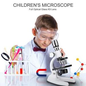 Biology Microscope Science Lab Kits 100x600x1200x Home School Biology Education