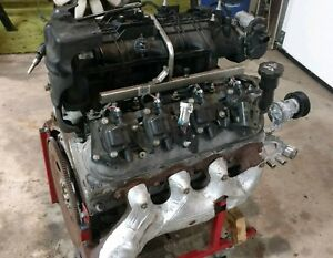2013 4 8l Gmc Chevy L20 Engine 799 Heads Nnbs Intake Ls3 Coils