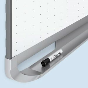 Quartet Prestige 2 Connects Magnetic Total Erase Whiteboard 72 X 48