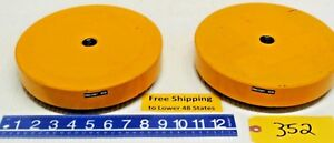 2pcs Machine Levelers Absorb Vibration For Machine Shop Tools Free Ship