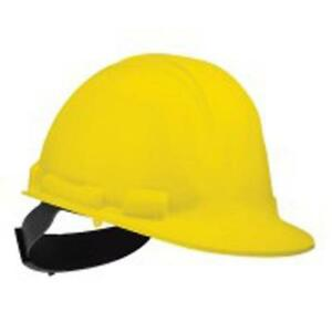 Safety Works Swx00347 Cap Style Hard Hat Yellow 6 Pack