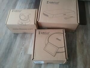 Lifesize 1000 0000 1159 Icon 600 Video Conferencing Kit W S Camera Gen2 Phone
