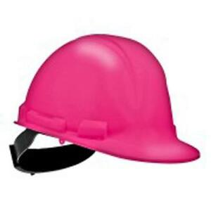 Safety Works Swx00348 Cap Style Hard Hat Pink Case Of 6