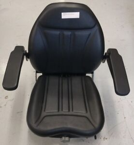 New His360 Tractor Seat Assembly With Suspension Will Fit Many Tractors