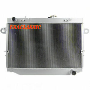 3row Radiator For 98 05 Toyota Landcruiser 100 Series Hdj100r Hzj105r Fzj105r Us