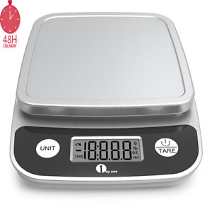 Digital Postal Scale Electronic Postage Scales Mail Letter Package Usps Black