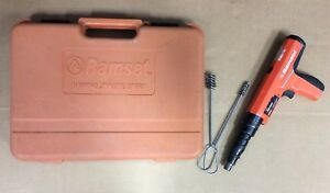 Ramset Cobra Plus Caliber Powder Actuated Nail Gun W Case