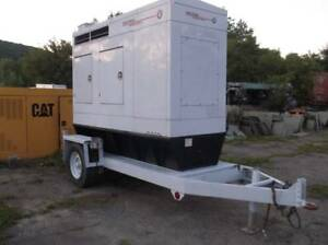 Spectrum Kohler 55 Kw Trailer mounted Generator Set