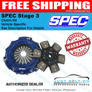 Spec For 86 90 Porsche 944 2 5l Turbo Stage 3 Clutch Kit Sp293