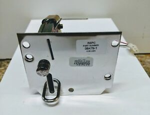 New Coin Drop 70441601p For Washer Or Dryer pulled From New Unit