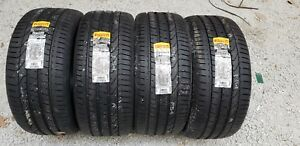4 New 275 35 21 103y Pirelli Pzero Bl Tires 2817