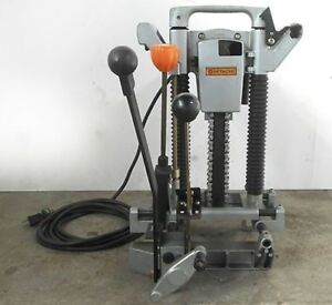 Hitachi Chain Mortiser Cb20a V Good Working Condition Fully Functioning 1
