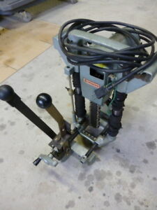 Hitachi Chain Mortiser Bc21 Good Working Condition Fully Functioning 2