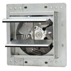 Iliving 7 Inch Industrial Variable Speed Auto Shutter Steel Ceiling Exhaust Fan