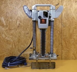 Ryobi Chain Mortiser Cm 10m Excellent Condition Fully Functi
