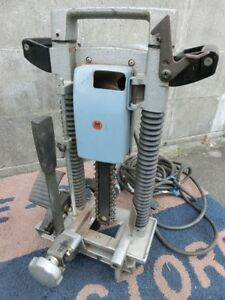 Makita Chain Mortiser 7100b Excellent Condition Fully Functioning 4