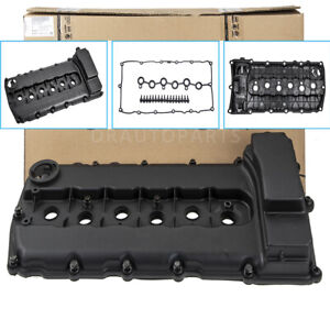 Engine Valve Cover Pcv Gasket Bolts For Vw Audi Q7 Cc Passat Touareg 3 6