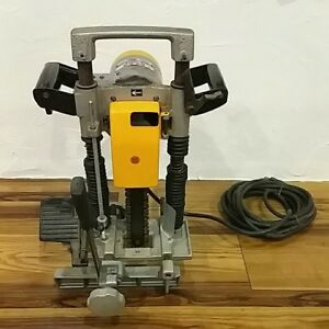 Makita Chain Mortiser 7100b Very Good Condition Fully Functioning 6