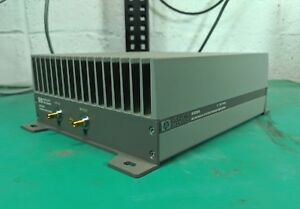 Hp 83020a Microwave Amplifier 2 26 5ghz tested Good 30day Warranty