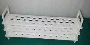 Test Tube Stand 13mm 31 Hole Pack Of 2pcs
