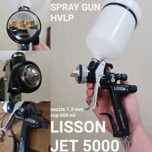 5000b Hvlp Car Paint Gun Professional Gravity Spray Gun With 1 3mm Nozzle 600ml
