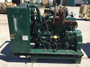 2002 John Deere Power Unit 6 8 L 175 Hp 2877 Hours Sae 3 11 5 Industrial