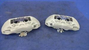 2015 2016 2017 Ford Mustang Gt 4 Piston Calipers Brakes Factory Oem